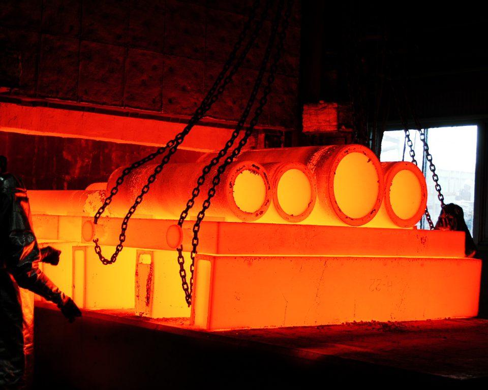 熱処理 | 製造工程 | 中越合金鋳工株式会社