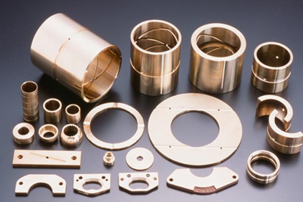 銅合金の分類とオリジナル材